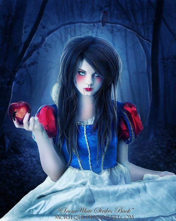 Snow White Strikes Back