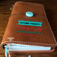 Catching Thoughts: A place for notebooks, notebooks for places