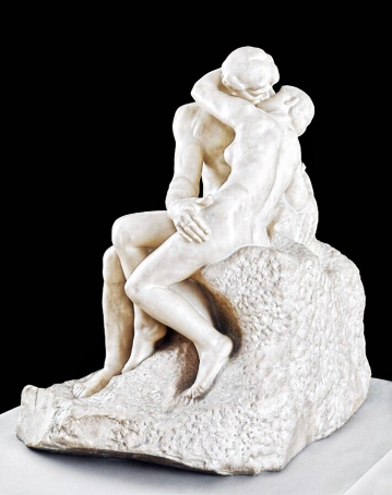 The Kiss | Auguste Rodin (1901-4)